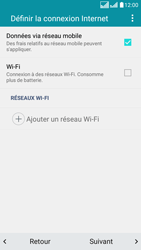 LG LG K8 - Premiers pas - Créer un compte - Étape 8