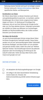 Sony Xperia 10 Plus - Apps - Konto anlegen und einrichten - Schritt 15