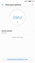 Honor 9 - Aller plus loin - Mettre à jour le logiciel interne de votre mobile - Étape 6