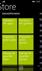 Nokia Lumia 530 - apps - app store gebruiken - stap 5