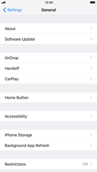 Apple iPhone 6s Plus iOS 11 - Software - Installing software updates - Step 6