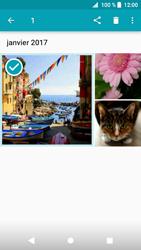 Sony Xperia XZ1 - Photos, vidéos, musique - Envoyer une photo via Bluetooth - Étape 10