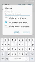 Samsung A320F Galaxy A3 (2017) - Android Nougat - Wi-Fi - Accéder au réseau Wi-Fi - Étape 8