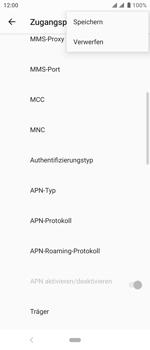 Sony Xperia 10 - Internet - Manuelle Konfiguration - Schritt 19