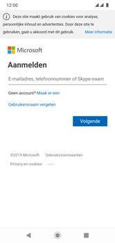 Xiaomi Mi A2 Lite - E-mail - e-mail instellen (outlook) - Stap 8