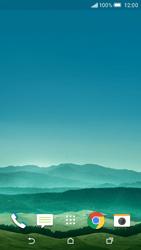 HTC One M9 - Operazioni iniziali - Installazione di widget e applicazioni nella schermata iniziale - Fase 3