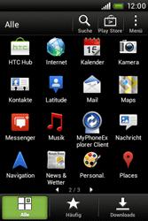 HTC A320e Desire C - E-Mail - Konto einrichten - Schritt 3
