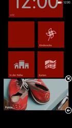 HTC Windows Phone 8X - Startanleitung - Personalisieren der Startseite - Schritt 7