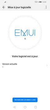 Huawei P Smart (2019) - Aller plus loin - Mettre à jour le logiciel interne de votre mobile - Étape 7