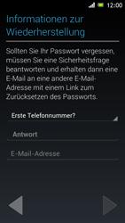 Sony Xperia J - Apps - Einrichten des App Stores - Schritt 15