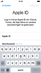 Apple iPhone 5s - iOS 12 - toestel resetten - back-up maken met jouw account - stap 8