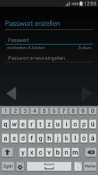 Samsung Galaxy A5 - Apps - Konto anlegen und einrichten - 10 / 22