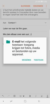 Samsung Galaxy S9 Plus - E-mail - E-mails verzenden - Stap 13