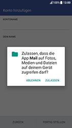 HTC 10 - Android Nougat - E-Mail - Konto einrichten - Schritt 17