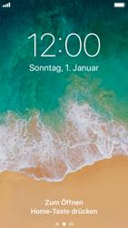 """Apple iPhone SE - iOS 11 - Nicht stören – Sicheres Fahren – """"Do Not Disturb while Driving"""" deaktivieren (für Fahrer) - 5 / 6"""