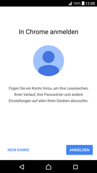 Sony Xperia XA Ultra - Internet - Manuelle Konfiguration - 0 / 0