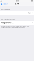 Apple iPhone 7 - iOS 12 - E-mail - Account instellen (IMAP met SMTP-verificatie) - Stap 22