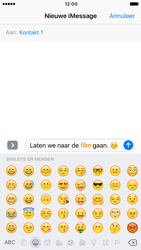 Apple iPhone 7 - iOS features - Stuur een iMessage - Stap 14