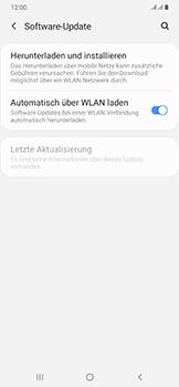 Samsung Galaxy A50 - Software - Installieren von Software-Updates - Schritt 5