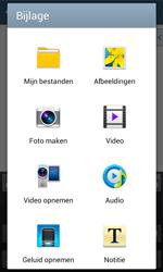 Samsung Galaxy Trend Plus (S7580) - E-mail - Bericht met attachment versturen - Stap 11