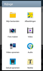 Samsung S7580 Galaxy Trend Plus - e-mail - hoe te versturen - stap 11