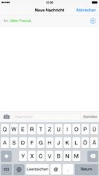 Apple iPhone 6 Plus - MMS - Erstellen und senden - 2 / 2