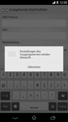 Sony Xperia M2 - E-Mail - Konto einrichten - Schritt 15