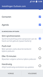 HTC 10 - Android Nougat - E-mail - handmatig instellen (outlook) - Stap 9