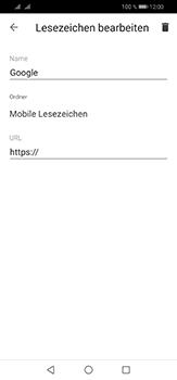Huawei P30 Lite - Internet und Datenroaming - Verwenden des Internets - Schritt 10