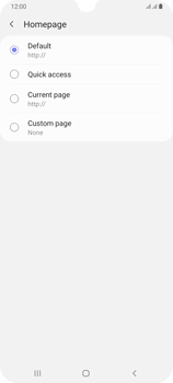 Samsung Galaxy A70 - Internet - Manual configuration - Step 27