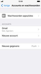 Apple iPhone SE - iOS 11 - E-mail - handmatig instellen (gmail) - Stap 9