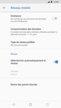 Nokia 8 Sirocco - Réseau - Activer 4G/LTE - Étape 9