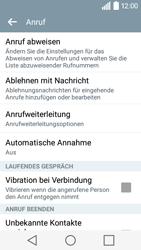 LG Leon - Anrufe - Anrufe blockieren - Schritt 5