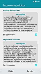 LG K10 - Primeiros passos - Como ativar seu aparelho - Etapa 16