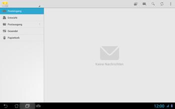 Asus Padfone 2 - E-Mail - E-Mail versenden - Schritt 14