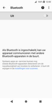 Sony Xperia XZ2 - bluetooth - aanzetten - stap 6