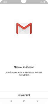 Samsung Galaxy A50 - E-mail - e-mail instellen (gmail) - Stap 5
