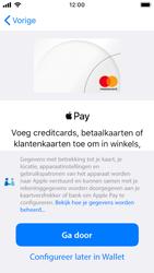 Apple iphone-se-met-ios-13-model-a1723 - Instellingen aanpassen - Nieuw toestel instellen - Stap 30