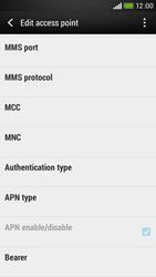 HTC Desire 601 - Internet - Manual configuration - Step 12