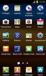 Samsung Galaxy S II - E-mail - Configurazione manuale - Fase 3