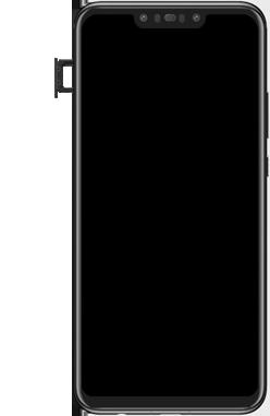 Huawei Nova 3 - SIM-Karte - Einlegen - Schritt 3