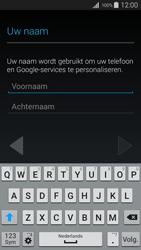 Samsung I9195i Galaxy S4 mini VE - Applicaties - Account aanmaken - Stap 5