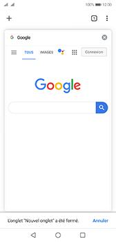 Huawei P20 - Android Pie - Internet et roaming de données - Navigation sur Internet - Étape 18