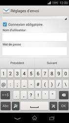 Sony D2203 Xperia E3 - E-mail - Configuration manuelle - Étape 12