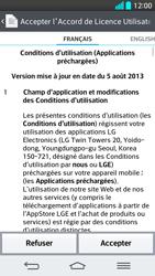LG G2 - Premiers pas - Créer un compte - Étape 28