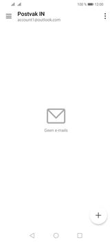 Huawei P30 Lite - E-mail - e-mail instellen (outlook) - Stap 4