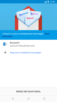 Nokia 8 Sirocco - E-mail - e-mail instellen (outlook) - Stap 12