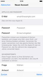 Apple iPhone 6 iOS 8 - Apps - Einrichten des App Stores - Schritt 13