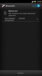 Sony LT28h Xperia ion - bluetooth - aanzetten - stap 6