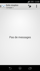 Sony Xpéria E3 - E-mails - Envoyer un e-mail - Étape 4